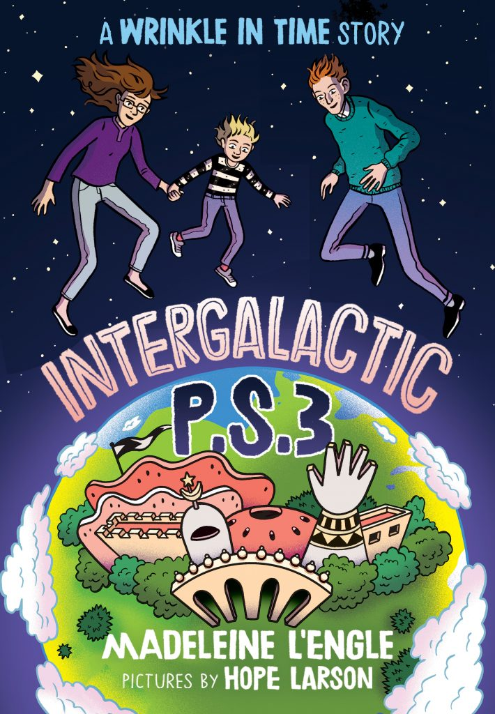 Intergalactic P.S.3