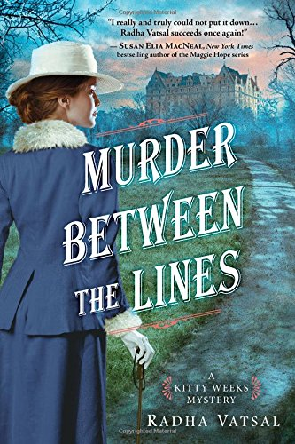 Murder Between the Lines